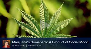 Marijuanas Comeback