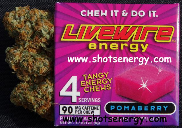 Livewire Energy CBD Marijuana Stock