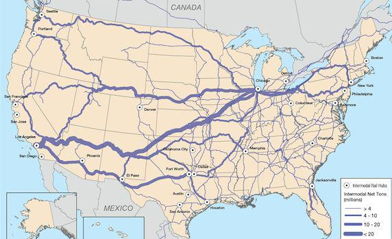 Some Risks For Union Pacific And Burlington Northern